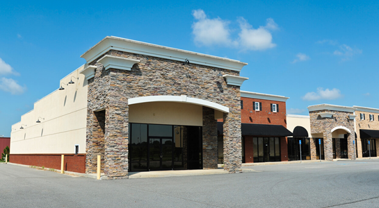 commercial glass company in cedar creek